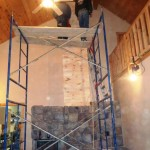 Chimney and Chase Installation