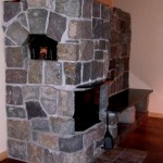 The Finished Masonry Heater