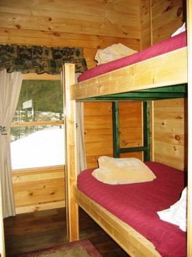 Bunk Room - Cabin
