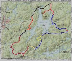 Cranberry Lake 50 Trail