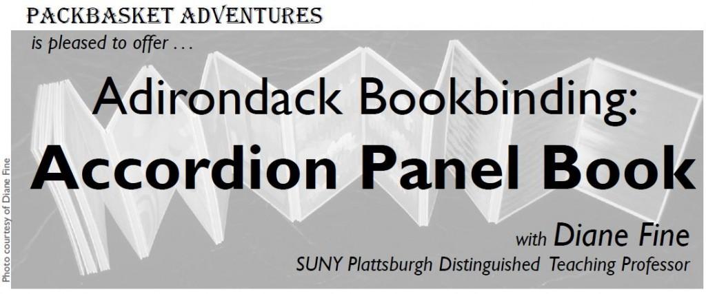 Accordion Panel Book Workshop